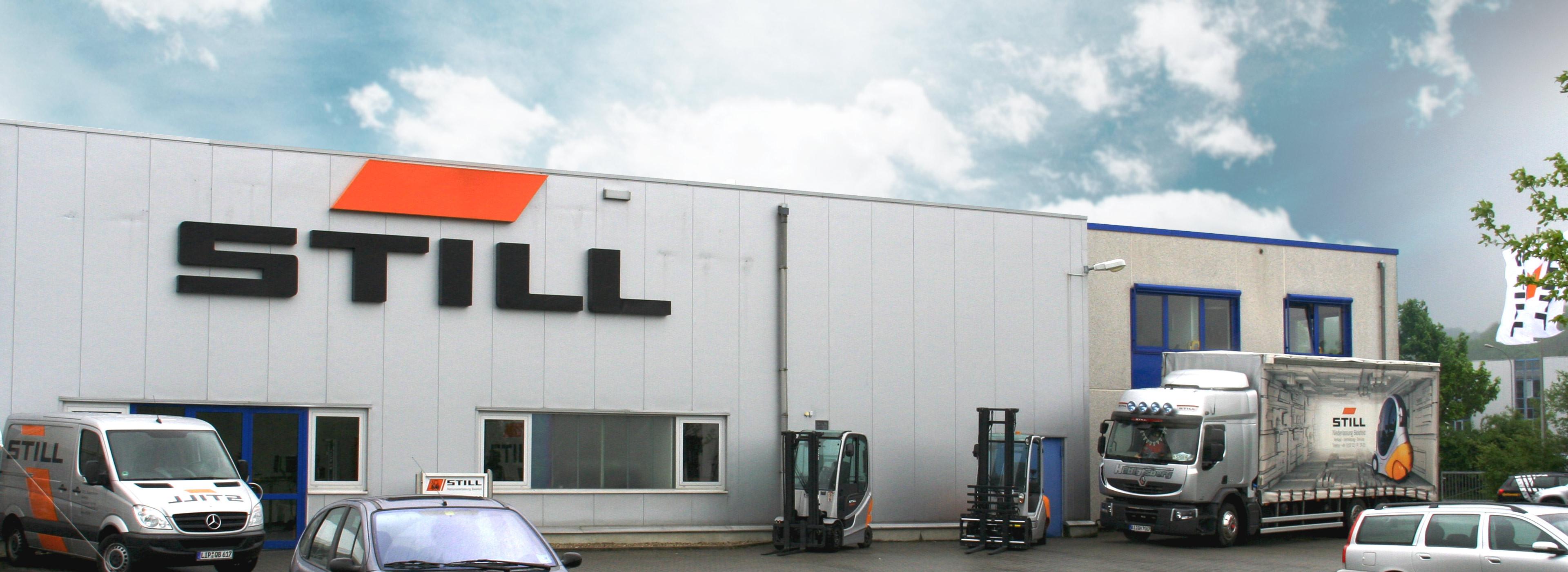 STILL Branch Bielefeld