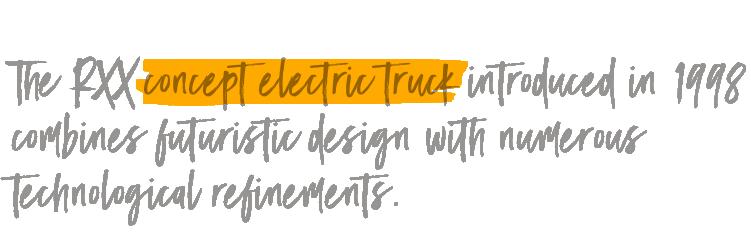Konzept-Elektrostapler
