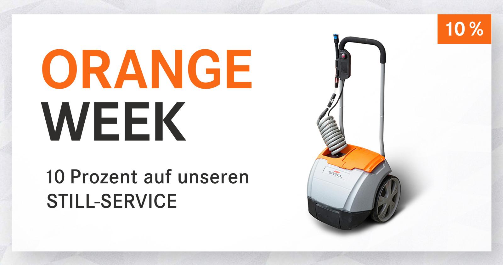 STILL Orange Week