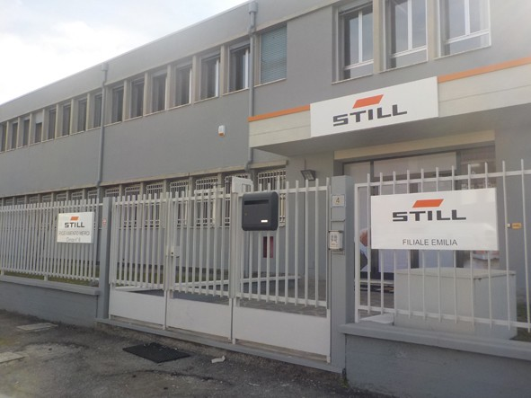STILL - Filiale Emilia sede Bologna