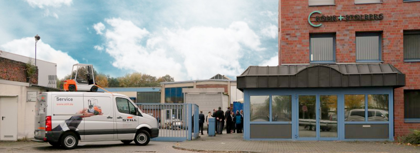Hauptniederlassung Krefeld