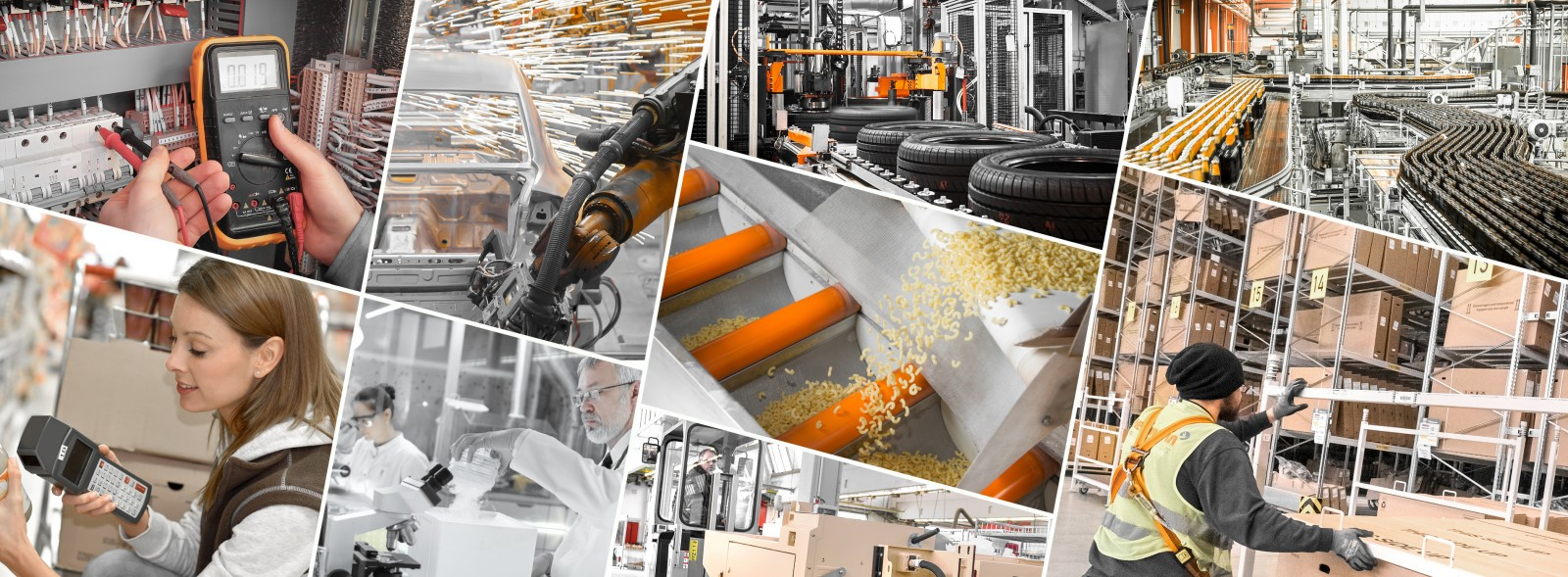 Customised intralogistics for your industry