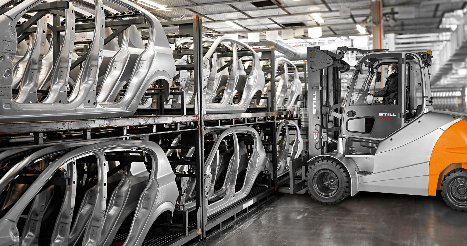 Le secteur d'activité: Automobile