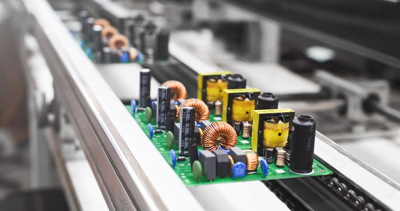 Le secteur d'activité: Électronique