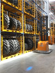 Carlini Gomme - Optimal solution for the tyre wholesaler