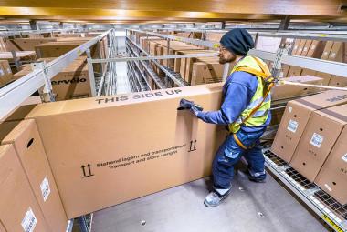 DERBY CYCLE / Hellmann Worldwide Logistics