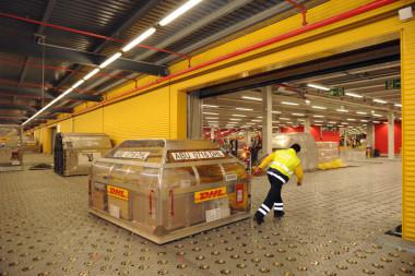 DHL Express Hub Leipzig