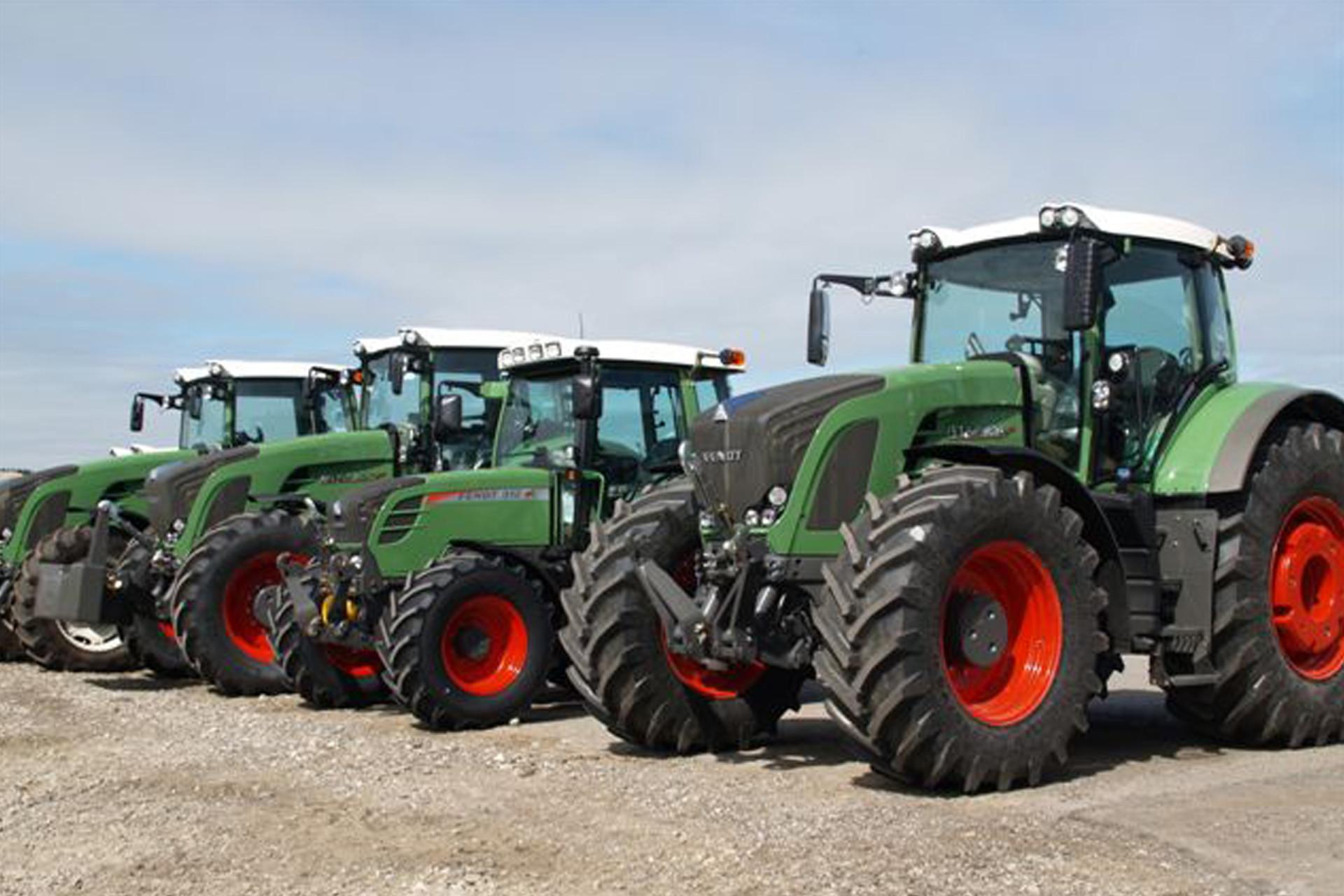 Le fabricant de tracteurs Fendt