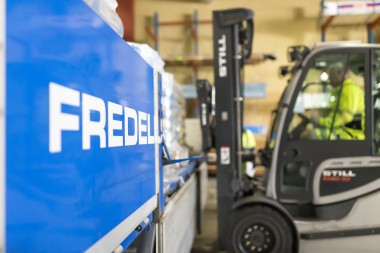 Fredells Byggvaruhus continues to build on STILL as a partner
