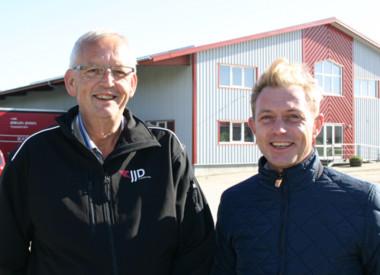 STILL Optispeed er vejen frem hos Jørgen Jensen Distribution