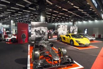 Motor show in Geneva