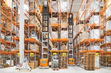 Innovative logistics solution frees the streets of Düsseldorf