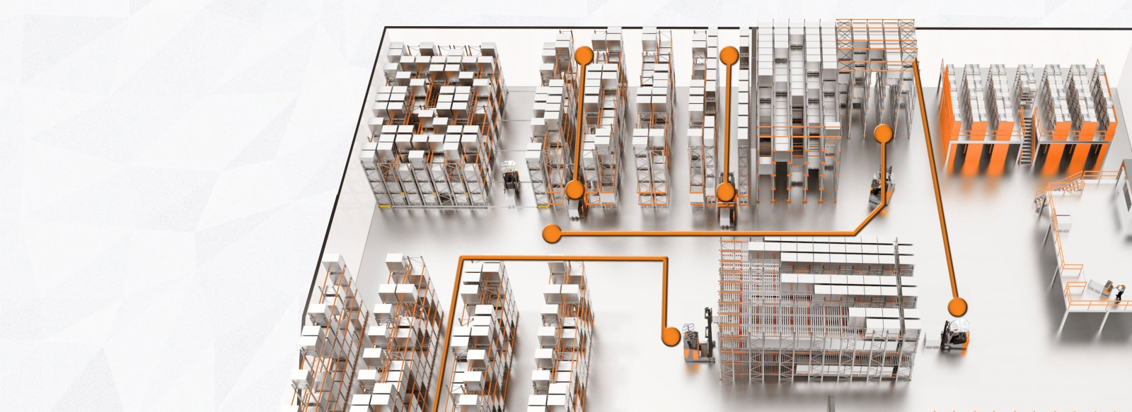Intralogistik-Systeme - Für komplexe Anforderungen bestens geeignet
