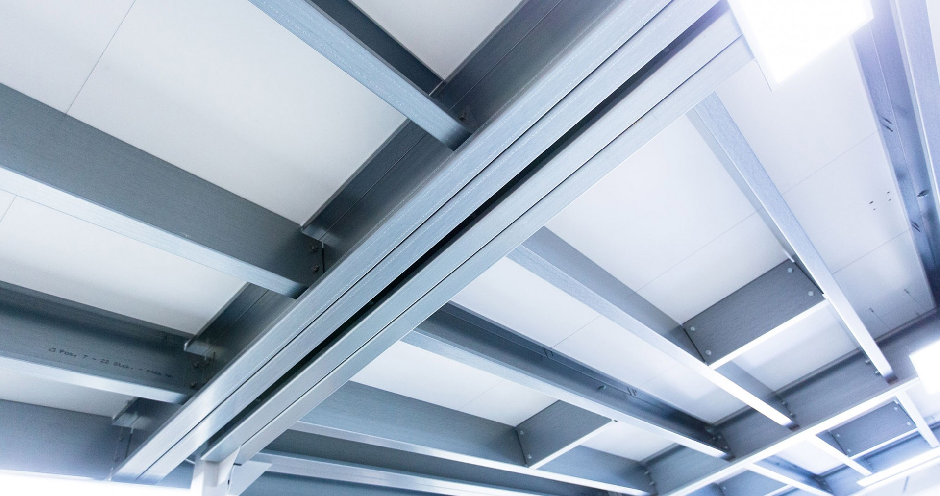 Platforms – parts and components - purlins