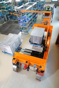 Effiziente Versorgungsträger für die intelligente Fabrik