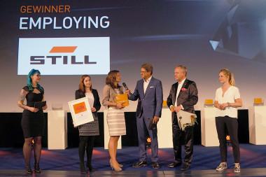 STILL Arbeitgeberkampagne gewinnt Deutschen Preis für Wirtschaftskommunikation