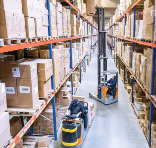 STILL optimiert Flottenmanagement bei HAVI Logistics und BUTLERS