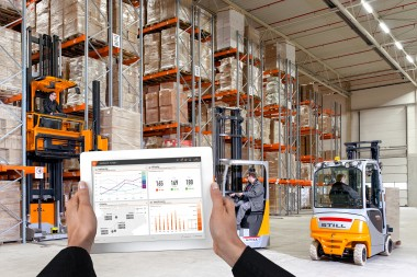 Smartes Flottenmanagement – durchgehend digitalisiert und individuell optimiert
