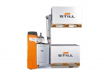 SXH e SXD: aiutanti perfetti nella logistica di magazzino