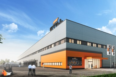 STILL and ECE implement a new logistics cen- tre in Hamburg