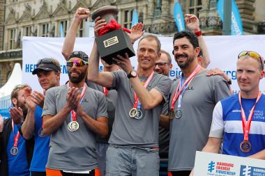 Hamburg Triathlon 2018: STILL belegt erneut Siegerplatz