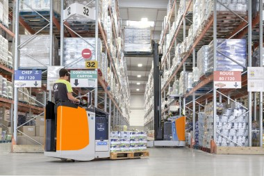 Future technology proves itself in tough day-to-day logistics