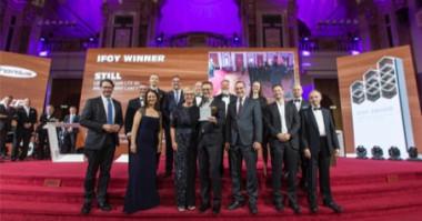 Intralogistikens Oscar er tildelt STILL LiftRunner® med automatisk lastning og losning og LTX 50