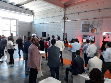 "GRANDE SUCCESSO PER I ""NOW THE FUTURE DAY"" DELLA FILIALE ADRIATICA"