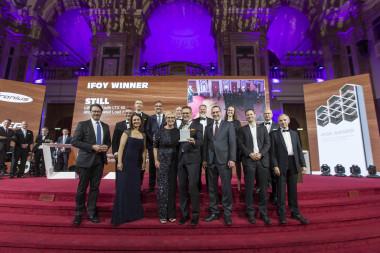 IFOY Award 2019 – STILL setzt Siegesserie fort