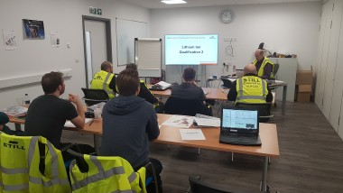 UK Li-Ion Training