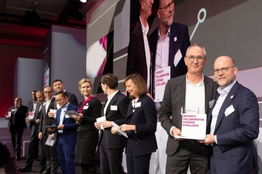 STILL valt in de prijzen tijdens KION summit
