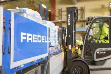 Fredells Byggvaruhus bygger vidare med STILL som partner