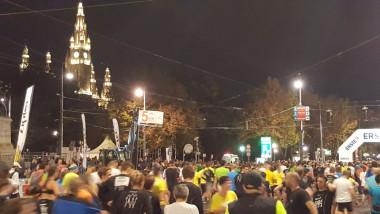 STILL Österreich @ erste bank vienna night run 2017