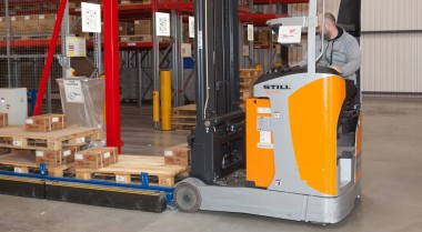 The STILL MX-X: a remarkable tool for all things logistics.