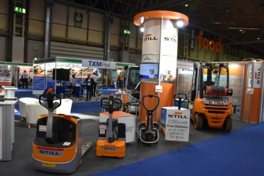 Successful exhibition appearance at Multimodal