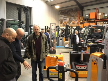Leyland New and Used Open Day 2018