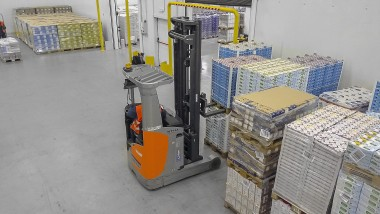 MD opts for Li-ion technology and orders 115 new pallet trucks.