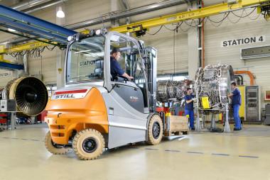 MTU Maintenance. Wartung (von Flurförderzeugen) als Erfolgsfaktor.