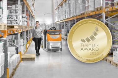 STILL OPX iGo neo triumphs at Telematics Award