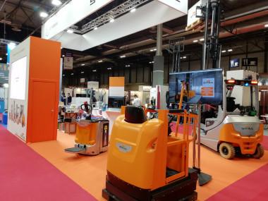 STILL presenta sus productos y tecnología en Logistics & Distribution