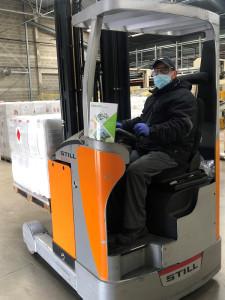 Du stockage à la production… Les chariots STILL s'adaptent à toutes les situations !!