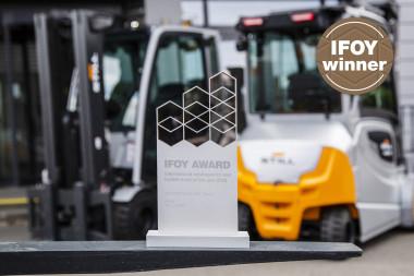 IFOY Award 2020 – STILL pakt opnieuw goud