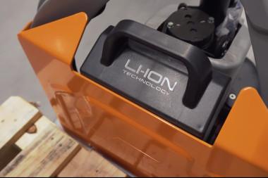 STILL Li-Ion w firmie K-Flex