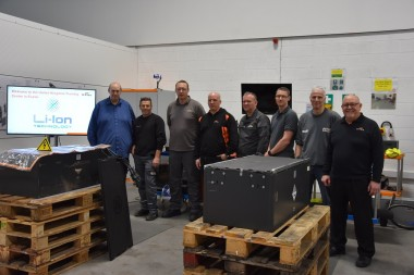 Li-ion Training – STILL UK Best Practice: BUS Region Collaboration