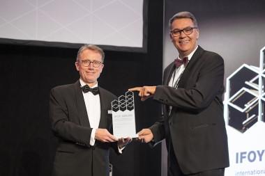 El proyecto de automatización de STILL en el almacén de Danfoss Power Electronics es galardonado con un premio IFOY