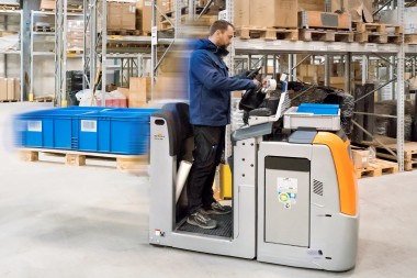 VVS Eksperten - OXV vertical order picker sets new standards.
