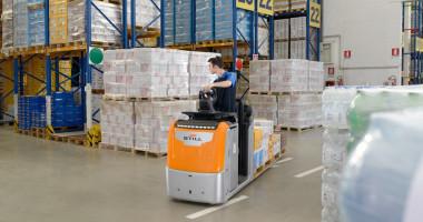 Una flotta di 178 carrelli STILL per la logistica di NewCoop