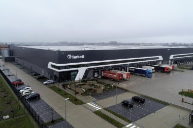 STILL automatiseert logistiek Tarkett