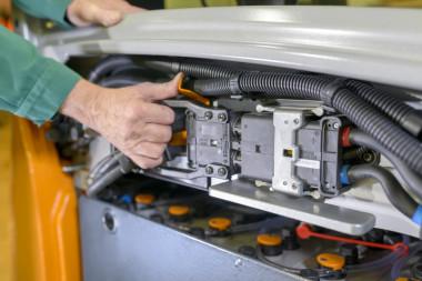 Akumulatory do wózków widłowych przyszłości