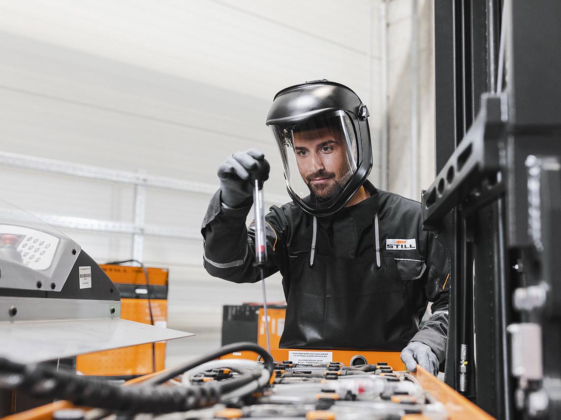 Maintenance and repair   STILL Germany